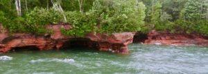 Apostle Island Caves