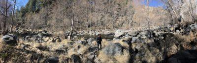 Billy Banjo Picnic Park on Oak Creek Canyon