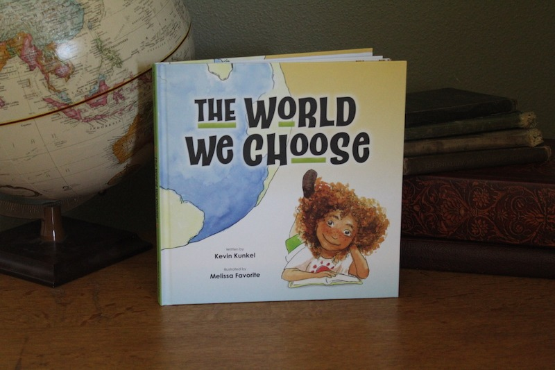 Book Cover The World We Choose