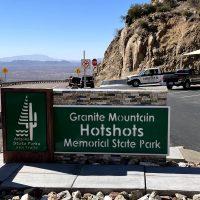 Hotshots Memorial Trail